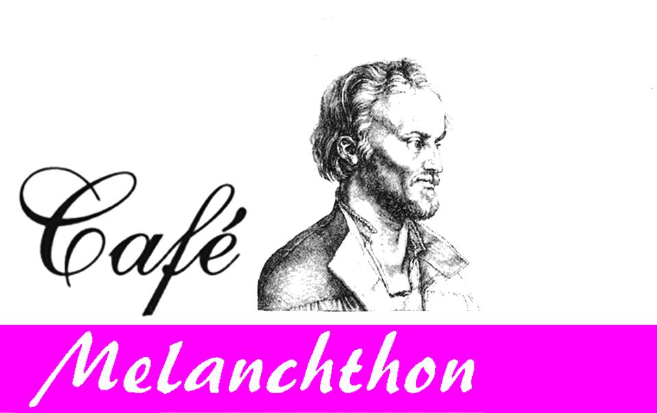 Logo Melanchthoncafe