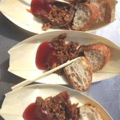 Erlebnismarkt Grill-Show Probiererle
