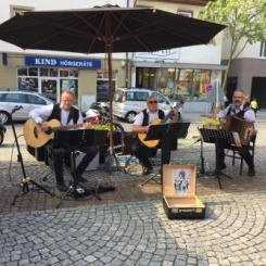 Bretten Erlebnismarkt - Musik am Markt